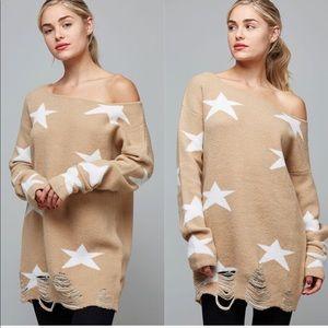 LAST- GEORGIE Uber Soft Sweater - BEIGE